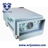 Buy cheap 5 Bands High Power Waterproof Prison Mobile Phone Signal Jammer product