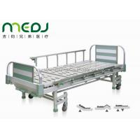 Buy cheap Eight Legs Green Medical Equipment Beds 3 Cranks MJSD05-11 500-700mm Height product
