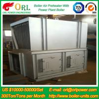 Buy cheap Plant Boiler Steam Air Preheater APH For Petroleum Oil Chemical Industry product