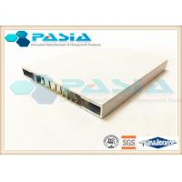 Buy cheap Architectural Honeycomb Ceiling Panels Rectangular Hollow Section Edge Sealed product