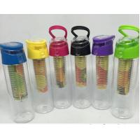Quality Fruit infuser Water Bottles Drinkware Type and Stocked,Eco-Friendly Feature for sale