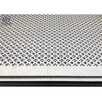 Buy cheap Smooth Surface Stainless Steel Perforated Metal Screen Sheet Punching Hole Wire Mesh product