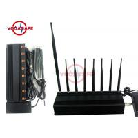 Buy cheap High Efficiency Mobile Network Jammer Device , Cell Signal Blocker Jammer For Exam Class product