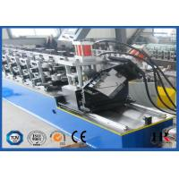 Buy cheap High Speed Steel Structure Ceiling Frame Making Machine with Gcr12 Cutter product