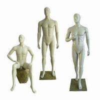 Buy cheap New fashionable mannequins, made of fiberglass reinforced plastic, customized designs are accepted product