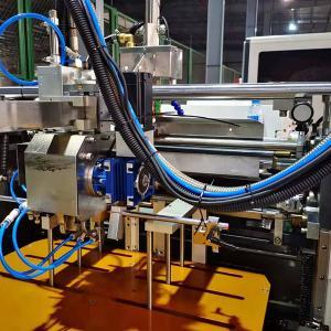 Buy cheap Humanized Rigid Box Making Machine , Intelligent High Speed Cardboard Box Maker product