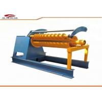 Buy cheap Hydraulic Color Steel Slitting Line Re - Coiler Cut To Length Machine 4kw Power product