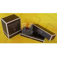 Buy cheap Eco Friendly Wine Decorative Gift Boxes With Lids Uv Coating product