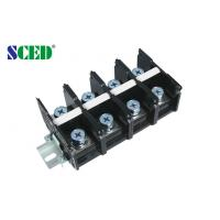 Buy cheap Power Terminal Block 32.00mm 175A Black Screw Mount Connection from wholesalers