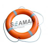 Buy cheap 2.5kgs HDPE SOLAS Life Saving Ring CCS/MED for Marine Lifesaving Ring with rope from wholesalers