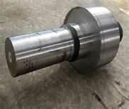 Buy cheap GB, BS, ASTM standard Forged  steel Shafts for Nuclear Power CK45,16Mn 42CrMo4+Q/T product