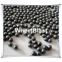 Buy cheap China Sand blasting abrasive steel grit G25 product
