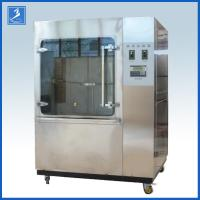 Buy cheap Coating Textile Waterproof Machine Stainless Rain Testing Equipment For Auto Parts from Wholesalers