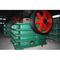 Buy cheap High Efficiency Stone Jaw Crushers (PE750*1060) product