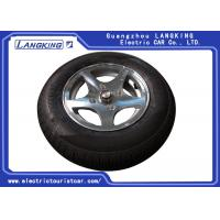 Buy cheap Aluminum Golf Cart Rims And Tires , Club Car Golf Buggy Parts Standard Size product