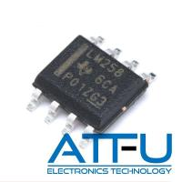 Buy cheap High Gain Operational Amplifier Chip , LM258DR Dual Channel Power Amp Chip product