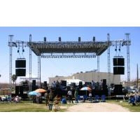 Buy cheap Lighting Truss Screw Truss Apply To Modern Music Show TUV SGS 400*600mm product