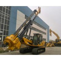 Buy cheap 1.3M Max Diameter Bored Pile Rig 45m Max Drilling Depth KR125A Type Bored Hole Piles Machine product