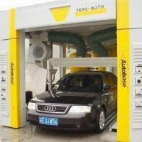 China Car Wash Machine, Equipped with Water-resistant Signal Transmission Gear on sale