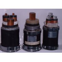 Buy cheap 800mm2 Compact Circular Stranded High Voltage Power Cables Corrugated Cable Sheath product