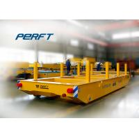 Buy cheap CE Certified Ladle Transfer Car 2.9 - 4.32 Running Time When Full Load product