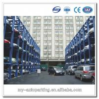 Three Storey Car Parking System Parking Post Parking Lift China