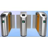 Buy cheap Double Automatic Systems Turnstiles , Residential Controlled Access Turnstiles product