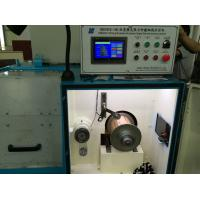 Buy cheap Industrial Super Fine Vertical Wire Drawing Machine Control By PLC And Touch Screen product