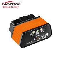 Buy cheap Material ABS WIFI Diagnostic Scanner KONNWEI KW903 For 12V Gasoline / Diesel Cars product