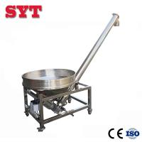 Buy cheap Sanyuantang stainless steel round hopper auger screw conveyors product