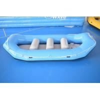Buy cheap Inflatable Rafting Boat / Whitewater Raft For Adventure Games product