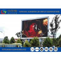 Buy cheap High Refresh Rate High Brightness Energy Saving Outdoor SMD LED Display, Advertising Led Billobard By the Road product