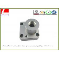 Buy cheap Clear Anodization CNC Aluminium machining Parts used to automatic industrial control system product