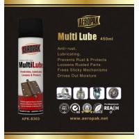 Buy cheap Anti Rust Lubricant Car Interior Cleaning Products Waterless product