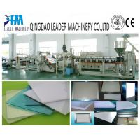 Buy cheap high transparency PMMA light guide plate/panel extrusion machine product