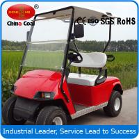 Buy cheap 2 person cheap electric golf cart for sale product