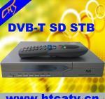 Buy cheap DVB-T Set Top Box product