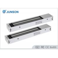 Buy cheap Normal Open Electromagnetic Lock 600lbs JS-280S Zinc Finishes For Access Control product