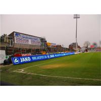 Buy cheap Sport P10 Smd Full Color Led Screenoutdoor For Football Logo Advertising product
