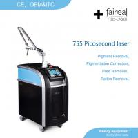 Buy cheap FAIREAL MED Picosecond Laser Q switch Nd Yag laser Tattoo Removal machine MANUFACTURER product
