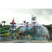 Buy cheap 2013 water playstation castle rain slides park equipment price for sale product