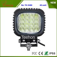 Buy cheap Back Cover Replacable 48W LED Work Light Made of Genuine CREE LED Chips product