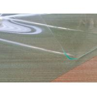 Buy cheap Super Soft  Transparent Silicone Rubber Sheet 1.2MM 10 Shore A  , Silicon Pad product