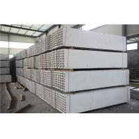 Lightweight Precast Hollow Core Wall Panels Gypsum Boards JB 100mm