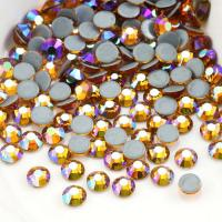 Buy cheap Heat Fix Low Lead MC Rhinestone For Clothing Customized Size And Color from wholesalers