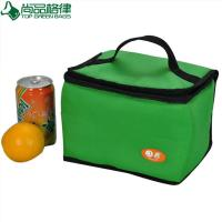 Buy cheap Popular Outdoor Picnic Lunch Bag Cheap Insulated Can Cooler Bags product