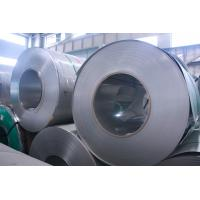 430 Cold Rolled Stainless Steel Coils Brush Polishing For Superheater