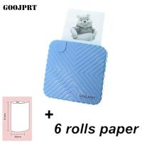 Buy cheap Thermal Bluetooth photo Printer Mobile Phone POS Mini ios Android 58mm Portable from wholesalers