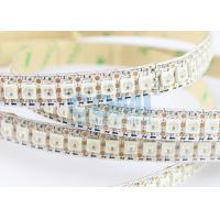 Quality Multi Function Individually Addressable RGB LED Strip Lights Internal WS2812B WS2811 IC for sale