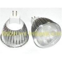 Buy cheap MR16 LED 5W down light bulb lamp 450Lm 60° Cool White product